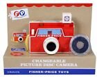 Fisher Price Classic Vintage Look Changeable Disk Picture Camera Toy NIB NEW