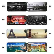 Places City Cover Case for Apple iPhone iPod & iPad