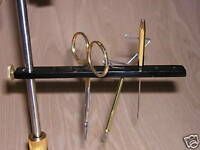 FLY TYING VISE TOOS - VISE SHAFT TOOL SUPPORT