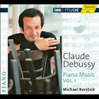 Claude Debussy: Piano Music CD NEW