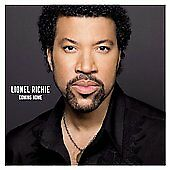 Coming Home by Lionel Richie -- NEW CD R&B