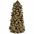New Shabby Chic Wood Christmas Xmas Twig Tree Berries Table Display Decoration