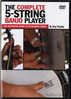 The Complete 5-String Banjo Player Tony Trischka Learn How to Play Tuition DVD