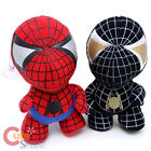 Marvel Baby Spiderman Black Spiderman Plush Doll Set Hang-able Small Stuffed Toy
