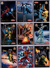 1994 Marvel Universe Complete Set of 200 Near-Mint Condition.