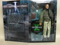 THE X FILES / AKTE X   AGENT FRANK BLACK  SIDESHOW New OVP GILLIAN ANDERSON