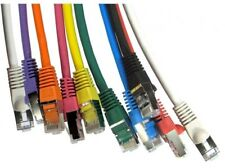 RJ45 Ethernet Network Cable CAT 6a LAN Patch Lead Speed10gbps Snagless Wholesale