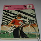 Cycling - world records SC Collector card