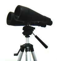 NIPON® 20x80 giant observation binoculars with a large tripod