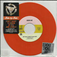 GREEN DAY & HUSKER DU Don't 6500 Made RSD 7 INCH VINYL record store day
