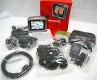 TomTom RIDER 2 Motorcycle 2nd Edition GPS Set USA/Canada/EUROPE MAPS tom bike