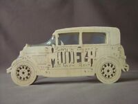 Model A Ford Coupe or Sedan Choice Wood Puzzle Amish Made Antique Car Toy NEW!!