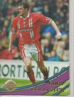 #64 Gary Pallister Middlesbrough  football collector card