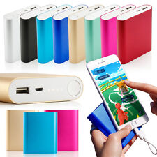 Universal 10400mAh Backup External Battery USB Power Bank Charger for Cell Phone