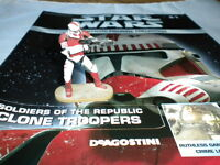 DeAgostini Star Wars Figurine Collection Issue 21 Clone Troopers soldiers  *