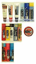 *ORALABS* Lip Care Balm/Gloss CHAP ICE Dry+Chapped TUB+SQUEEZY+TUBE *YOU CHOOSE*