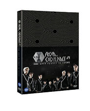 EXO From, EXOPLANET #1 : The Lost Planet In Seoul DVD [3Discs+Photobook+Poster]