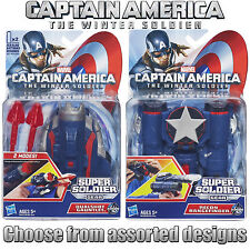 MARVEL Avengers Capitan America Super Soldier Gear - Assorted Designs