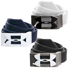 Under Armour 2015 Mens UA Silicone Golf Belt Adjustable One Size Funky Style