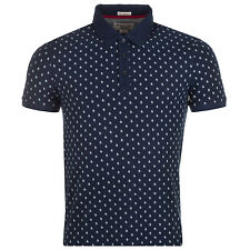 Mens Original Penguin Pete Polo Shirt In Dark Blue From Get The Label
