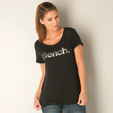 Womens Bench Citizzen T-Shirt In Black From Get The Label