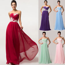 GK CHEAP! Long Homecoming Masquerade Gowns Evening Party Bridesmaid Prom Dresses