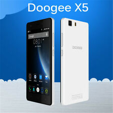 "DOOGEE X5 Android 5.1 1GB+8GB 5MP HD MT6580 Quad Core 5"" Unlocked Smartphone"