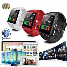 Smart Wrist Watch Phone Mate U8 Bluetooth For iPhone IOS Android Samsung HTC LG