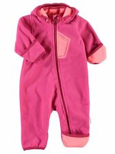 Name It PlayTech Girls Fleece Overall Anzug m Kapuze nitMAMBO 50/56, 62/68 74/80