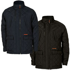 Men's Sonneti Quilted Jackets in Two Colours From Get The Label