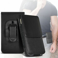 Premium PU Leather Belt Pouch Holster Case Cover For Microsoft Lumia 532