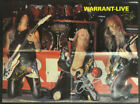 Warrant JANI LANE Band Signed Autograph Photo POSTER Glam Metal CHOICE OF TWO !