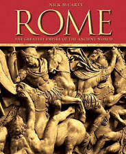 Rome: The Greatest Empire of the Ancient World,GOOD Book