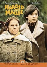 COMEDY-Harold And Maude DVD NEW
