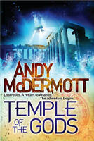 Temple of the Gods (Nina Wilde/Eddie Chase 8),ACCEPTABLE Book