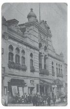 Leicester - The Palace Theatre - now gone - 1905 used postcard