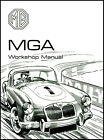 MGA Original MG Workshop Manual MGA 1500 1600 1600 MK II MG31WH NEW
