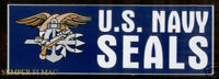 2 AUTHENTIC US NAVY SEAL TEAM BUMPER STICKER DECAL UDT PIRATES 6 SPECIAL OPS WOW