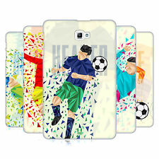 HEAD CASE DESIGNS GEOMETRIC FOOTBALL MOVES HARD BACK CASE FOR SAMSUNG TABLETS 1