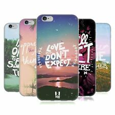 HEAD CASE DESIGNS THOUGHTS TO PONDER SOFT GEL CASE FOR APPLE iPHONE PHONES