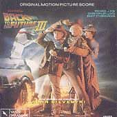SOUNDTRACK-BACK TO THE FUTURE 3 CD NEW
