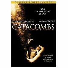 SOSSAMON,SHANNYN-CATACOMBS (UNRATED) / (WS DOL CHK SEN) DVD NEW