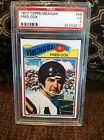 1977 TOPPS MEXICAN # 46 FRED COX PSA VG-3 CARD...........TOUGH CARD