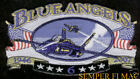 BLUE ANGELS ANGEL 2007 PATCH US NAVY MARINES TEAM F-18 HORNET SOLO #6 AIRSHOW