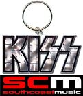 KISS STUD LOGO METAL KEY RING OFFICIAL LICENSED MERCHANDISE PERFECT GIFT NEW