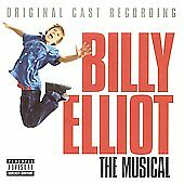1 CENT CD Billy Elliot [PA] - SOUNDTRACK elton john, original cast