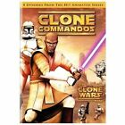 Star Wars - The Clone Wars: Clone Commandos (DVD, 2009)