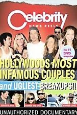 DVD CELEBRITY NEWS REELS  Hollywoods Most Infamous Couples & Ugliest Breakups