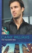 CATHY WILLIAMS_ LEI IMPOSSIBLE BOSS _ MILLS & BOON _ _