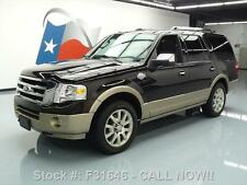 Ford: Expedition KING RANCH 4X4 SUNROOF NAV DVD